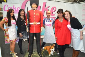 Grenadier Guard Cake Gus by Rosie Cake Diva and Team