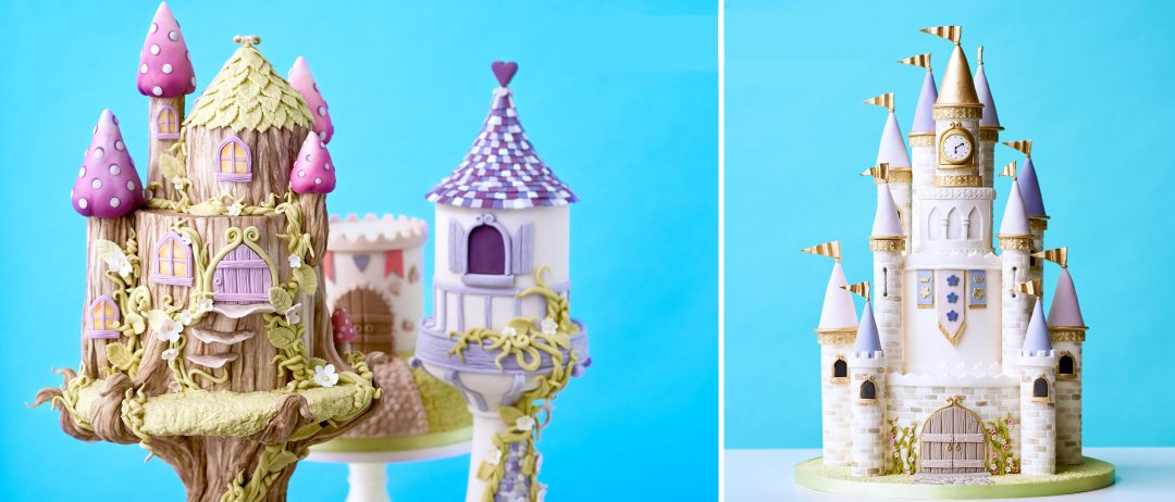 Cake Shop In Castle Towers