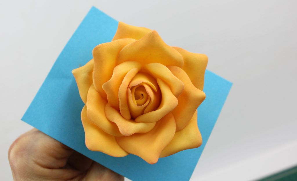 Best Gum Paste Rose