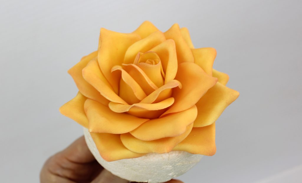 Large Sugar Rose