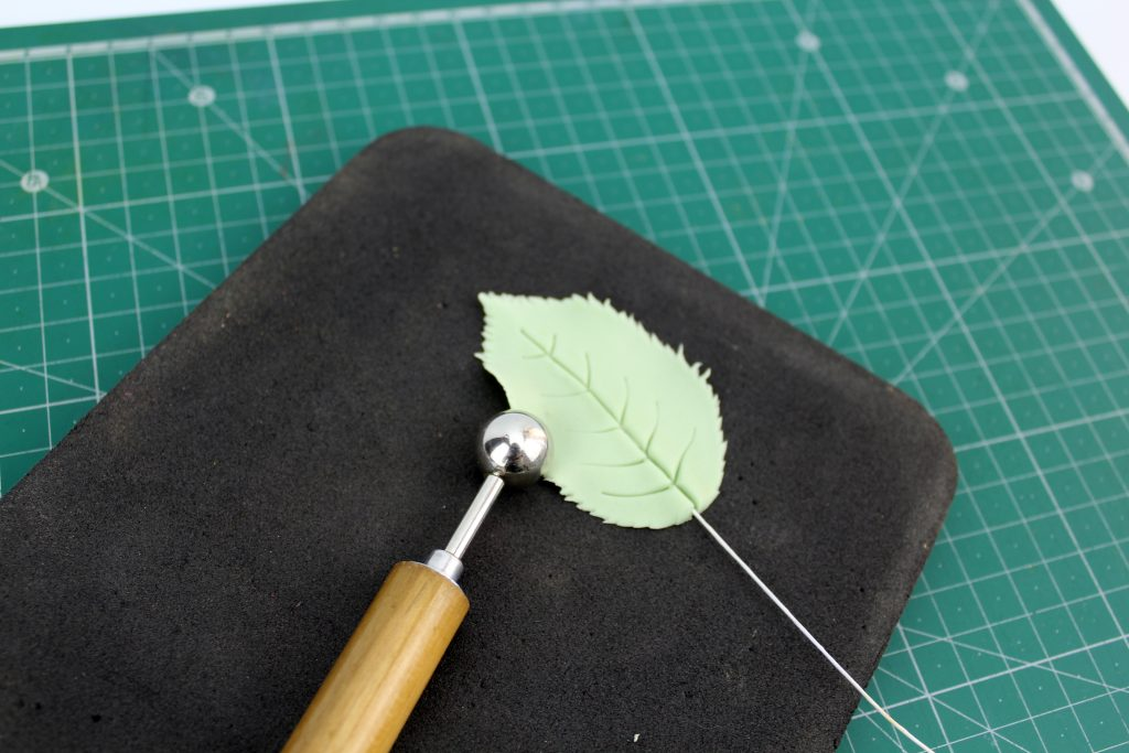 Gum Paste Leaves