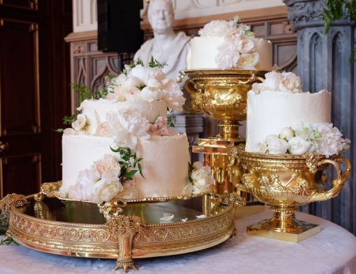 Royal Wedding Cake by Claire Ptak