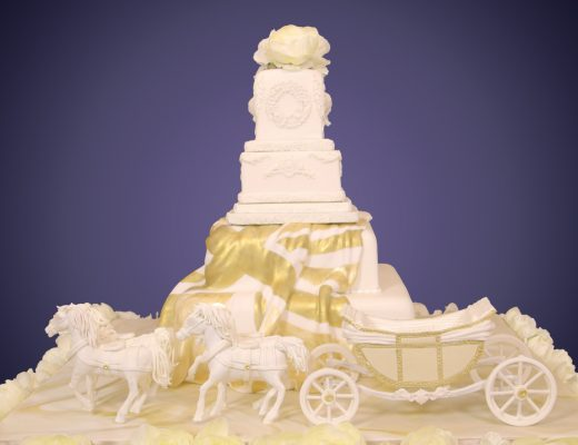 Royal Wedding Inspired Cake by Rosie Cake Diva Rosie Dummer